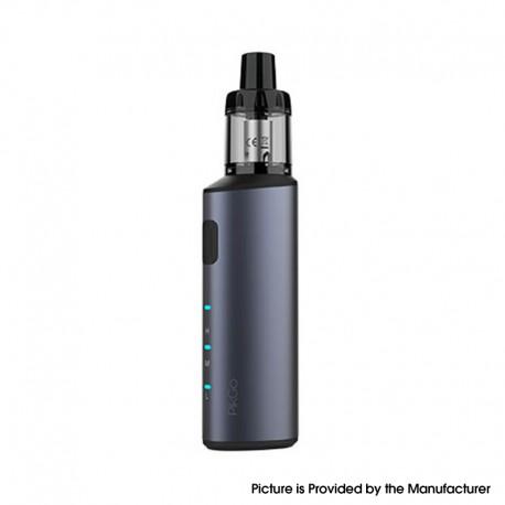 Authentic IJOY PikGo Pod Mod Vape Starter Kit - Blue, 1300mAh, 2.0ml, 0.6ohm / 1.0ohm