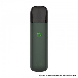 Authentic Innokin Glim Pod System Vape Starter Kit - Jade, 500mAh, 1.8ml, 1.2ohm, Draw-Activated