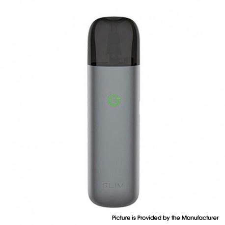 Authentic Innokin Glim Pod System Vape Starter Kit - Grey, 500mAh, 1.8ml, 1.2ohm, Draw-Activated