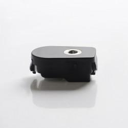 Authentic VapeSoon 510 Thread Adapter Connector for GeekVape Aegis Boost Plus Pod Vape Kit - Black, Stainless Steel + POM