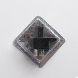 Authentic FreeMax Autopod50 Mod Pod System Vape Kit Replacement Pod Cartridge with 0.5ohm AX2 Mesh Coil Head - Black, 4ml (1 PC)