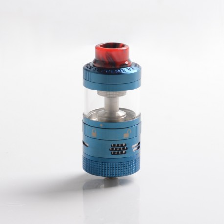 Authentic Steam Crave Aromamizer Supreme V3 RDTA Rebuildable Dripping Tank Vape Atomizer Advanced Kit - Blue, 6.0 / 7.0ml, 25mm