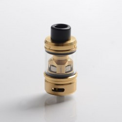 Authentic Wotofo OFRF NexMESH Pro Sub Ohm Tank Clearomizer Vape Atomizer - Gold, 0.2 / 0.15ohm, 4.5 / 6.0ml, 27mm Diameter