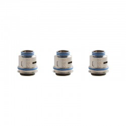 Authentic Wotofo OFRF NexMESH Pro Tank Replacement H15 Single Mesh + Wire Dual Coil Head - 0.15ohm (65~80W) (3 PCS)