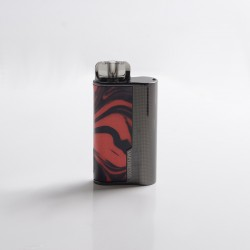 Authentic Vaporesso XTRA 900mAh Pod System Vape Starter Kit - Grey Resin, 2ml, 0.8ohm / 1.2ohm
