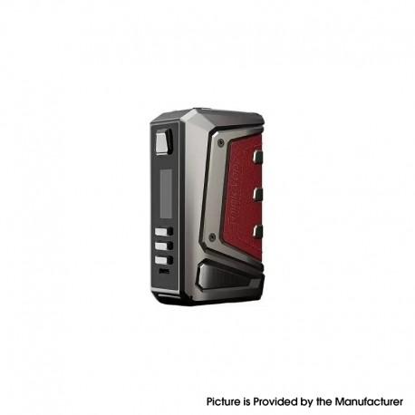 Authentic Think Vape AUXO DNA 250C Vape Box Mod - Red, 1~200W, 2 x 18650, Evolv DNA 250C chipset
