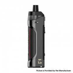 Authentic Wotofo Manik 80W Pod System Vape Mod Kit - Prism Gunmetal, VW 5~80W, 1 x 18650, 4.5ml, 0.2ohm