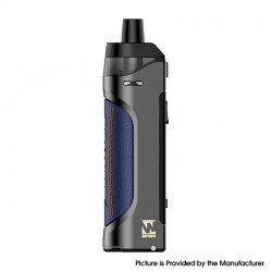 Authentic Wotofo Manik 80W Pod System Vape Mod Kit - Nano Gunmetal, VW 5~80W, 1 x 18650, 4.5ml, 0.2ohm