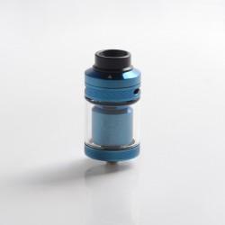 Authentic Hellvape Dead Rabbit V2 RTA Rebuildable Tank Vape Atomizer - Blue, Stainless Steel, 2ml / 5ml, 25mm Diameter