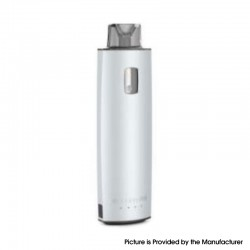 Authentic Innokin Endura M18 Pod System Vape Mod Kit - White, 700mAh, 4.0ml, 1.6ohm BVC Coil, Inhale Activated