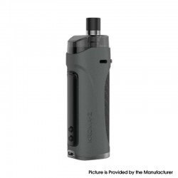 Authentic Innokin Kroma Z Pod System Vape Mod Kit - Grey, 6~40W, 3000mAh 4.5ml, 0.8ohm / 0.3ohm