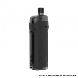 Authentic Innokin Kroma Z Pod System Vape Mod Kit - Black, 6~40W, 3000mAh 4.5ml, 0.8ohm / 0.3ohm