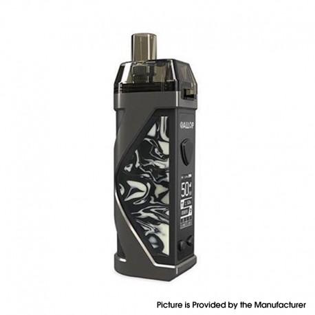 Authentic Horizon Gallop 50W Pod System Vape Starter Kit - Grey, 2000mAh, 4.8ml, 0.4ohm