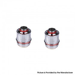 Authentic Uwell Valyrian Coil Head for Valyrian Sub Ohm Tank Atomizer - 0.15 Ohm (95~120W) (2 PCS)