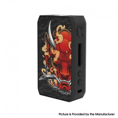 Authentic IJOY Cigpet Capo 126W VW Vape Box Mod - Samurai, 1~126W, 2 x 18650, PCTJ