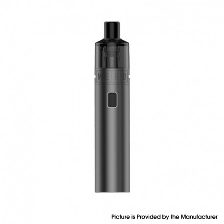 Authentic GeekVape Mero AIO Vape Starter Kit - Gun Metal, 2100mAh, 3.0ml, 0.4ohm