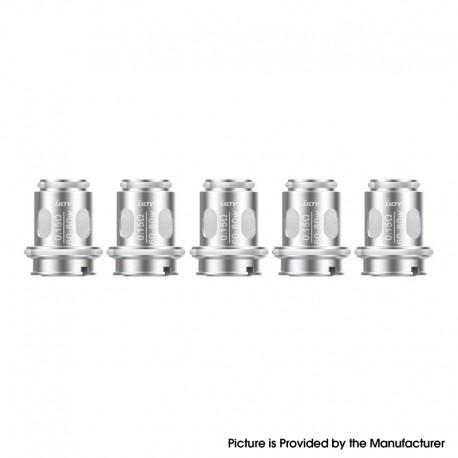Authentic IJOY Flash Tank Replacement Clapton Mesh Coil Head - 0.15ohm (60~80W) (5 PCS)