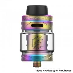 Authentic IJOY Flash Sub Ohm Tank Clearomizer Vape Atomizer - Rainbow, 4.5ml, 0.15ohm / 0.5ohm