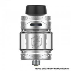 Authentic IJOY Flash Sub Ohm Tank Clearomizer Vape Atomizer - Silver, 4.5ml, 0.15ohm / 0.5ohm