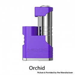 Authentic Aspire MIXX 60W VV VW Variable Wattage Vape Box Mod - Orchid, 1~60W, 1 x 18350 / 18650