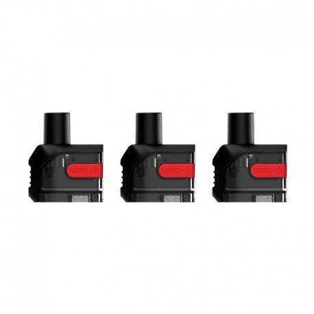 Authentic SMOKTech SMOK Alike Kit Nord Empty Pod Cartridge - 5.8ml, (3 PCS)