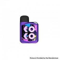Authentic Uwell Caliburn KOKO Prime 15W Pod System Kit - Purple, 690mAh, 2.0ml, 1.0ohm