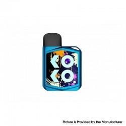 Authentic Uwell Caliburn KOKO Prime 15W Pod System Kit - Blue, 690mAh, 2.0ml, 1.0ohm