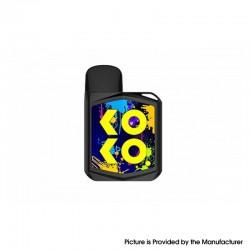 Authentic Uwell Caliburn KOKO Prime 15W Pod System Kit - Black, 690mAh, 2.0ml, 1.0ohm