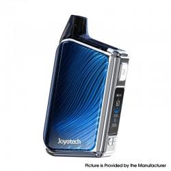 Authentic Joyetech ObliQ 60W Pod System Vape Starter Kit - Blue Orchid, 1800mAh, 3.5ml, 0.4ohm