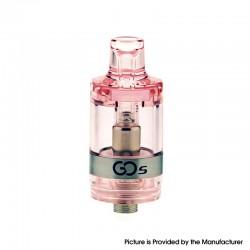 Authentic Innokin GO S Disposable Tank Clearomizer Vape Atomizer - Pink, 2.0ml, 1.6ohm, 20mm Diameter