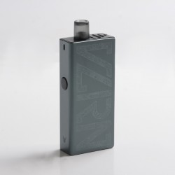 [Ships from HongKong] Authentic Uwell Valyrian 25W 1250mAh Pod System Vape Kit - Metallic Green, 3.0ml, 1.0ohm MTL / 0.6ohm DL
