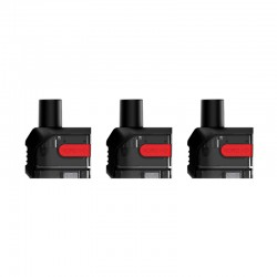[Ships from HongKong] Authentic SMOKTech SMOK Alike Kit Nord Empty Pod Cartridge - 5.8ml, (3 PCS)