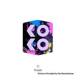 Authentic Uwell Caliburn KOKO Prime Replacement Panel Cover - Purple (1 PC)
