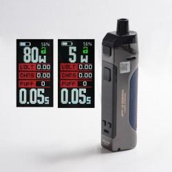 Authentic Wotofo Manik 80W Pod System Vape Mod Kit - Nano Gunmetal, VW 5~80W, 1 x 18650, 4.5ml, 0.2ohm