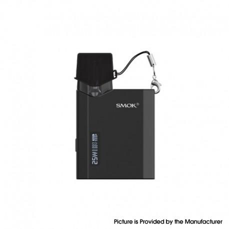 Authentic SMOKTech SMOK Nfix-mate Pod System Kit - Black, VW 1~25W, 1100mAh, 3.0ml, DC 0.8ohm MTL / Meshed 0.8ohm Coil
