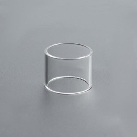 Authentic Vandy Vape Kylin Mini V2 RTA Atomizer Replacement Straight Glass Tank Tube - Transparent, 3.0ml