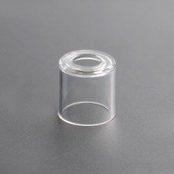 Authentic Yachtvape Pandora 30 Plus MTL RTA Replacement Tank Tube Bell Cap - Transparent, PC, 3.0ml