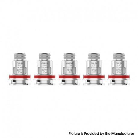 Authentic OBS OM SK Regular Coil for OBS Skye Kit / SK MTL Pod Cartridge - 1.0ohm (10~20W) (5 PCS)