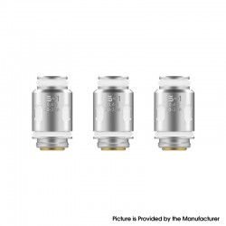 Authentic Smoant S-1 DL Mesh Coil for Smoant Santi Pod System / Pod Cartridge - 0.4ohm (30~35W) (3 PCS)