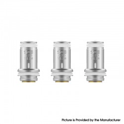Authentic Smoant S-3 MTL Mesh Coil for Smoant Santi Pod System / Pod Cartridge - 1.2ohm (7~12W) (3 PCS)