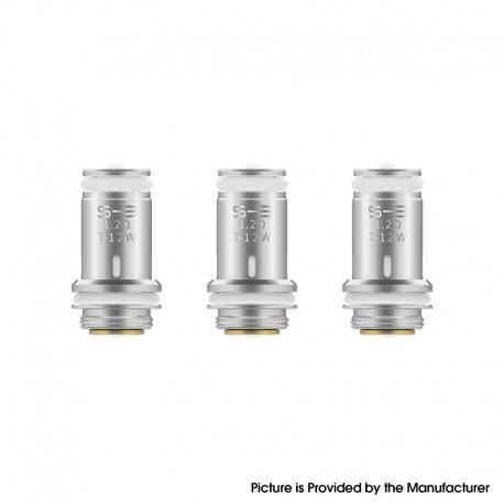Authentic Smoant S-3 MTL Mesh Coil for Smoant Santi Pod System / Pod Cartridge - 1.2ohm (7~12W) (3 PCS)