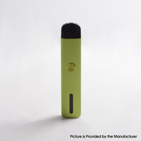 Authentic Uwell Caliburn G 18W Pod System Vape Starter Kit - Green, 690mAh, 2.0ml, 0.8ohm, CRC Version