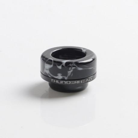 Authentic ThunderHead Creations THC Artemis RDTA Replacement 810 Drip Tip - Black