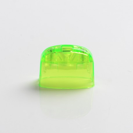 Authentic Xyzvape Disposable Drip Tip Taster Mouthpiece for Uwell Caliburn G Pod Cartridge - Green, PC (1 PC)
