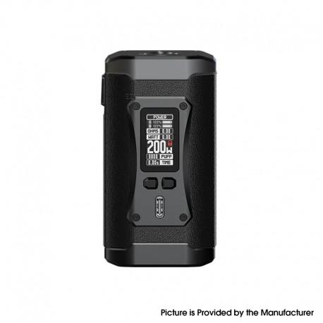 Authentic SMOKTech SMOK Morph 2 230W TC VW Vape Box Mod - Black, 1~230W, 200~600'F /100~315'C, 2 x 18650