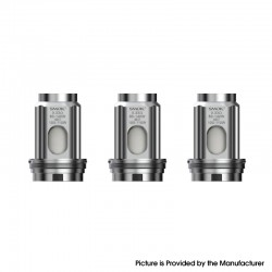 Authentic SMOKTech SMOK TFV18 Tank Replacement Meshed Coil Head - 0.33ohm (3 PCS)
