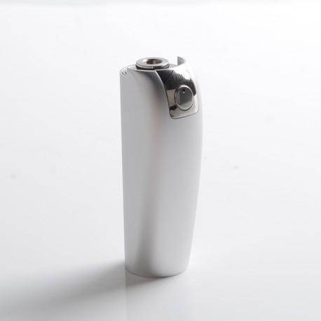 Authentic BP Mods Hilt Mosfet Mod - Silver, Semi-Mechanical, 1 x 18650