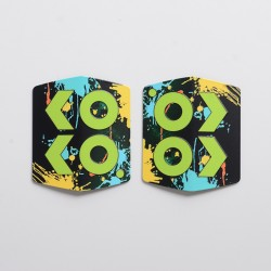 Authentic Uwell Caliburn KOKO Prime Replacement Panel Cover - Green (1 PC)