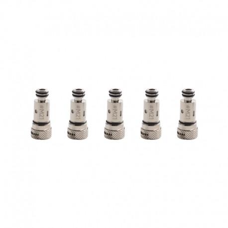 Authentic OFRF Nexmini Pod Replacement M21 Parallel Coil Head - 0.6ohm (15~25W) (5 PCS)