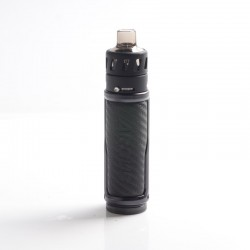 Authentic VOOPOO Argus Pro Pod System Vape Mod Kit - Carbon Fiber Black, VW 5~80W, 3000mAh, 4.5ml, 0.15ohm / 0.3ohm